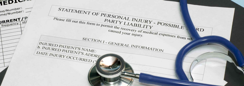 personal injury statement