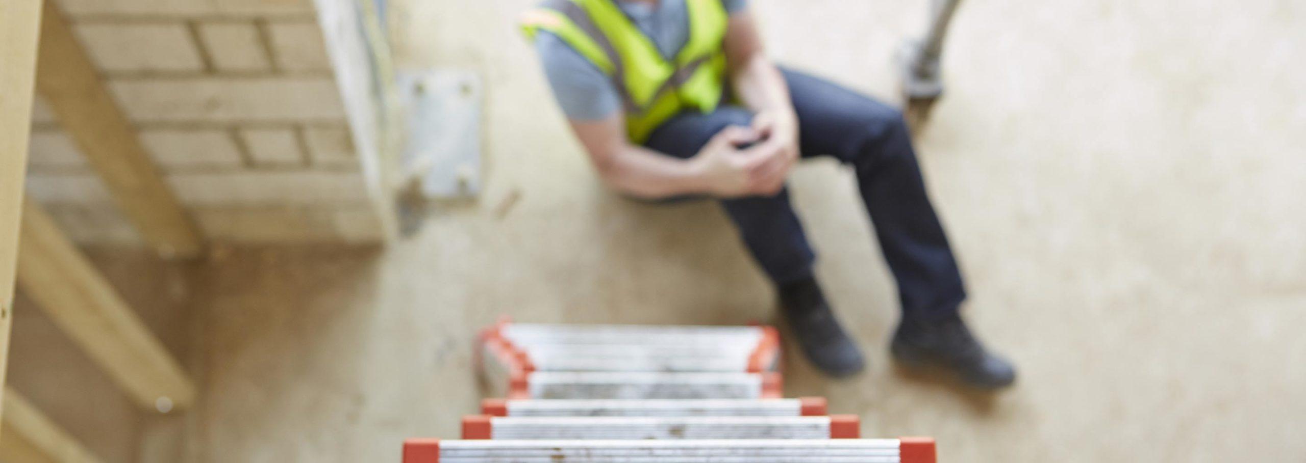 ladder injury at work