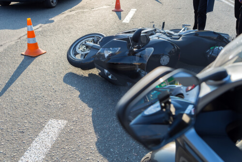motorcycle laws accident