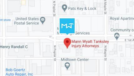 Mann, Wyatt & Tanksley location